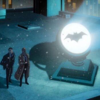 GCPD Batman The Long Halloween