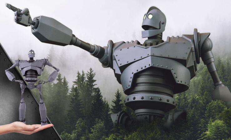 6 Heartwarming Iron Giant Characters