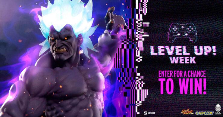Level Up Week Giveaway Oni Akuma by PCS