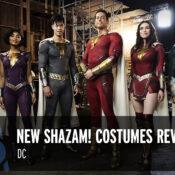 Pop Culture Headlines – Shazam! Costumes