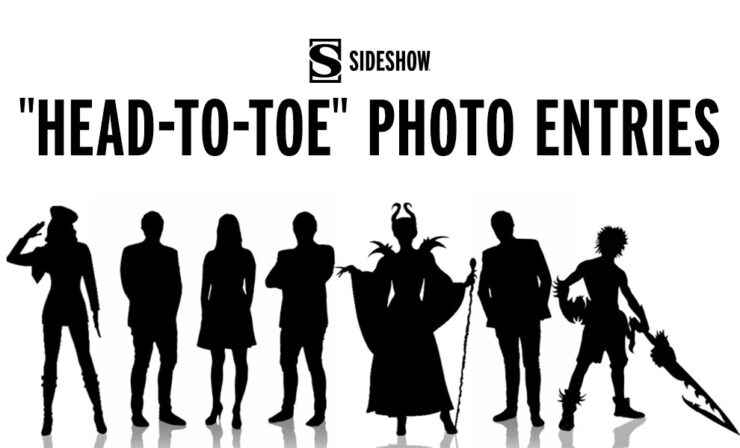 Submit Your Photos for the Sideshow Con Audience Wall