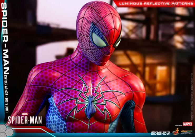 Spider-Man's Invincible Suit