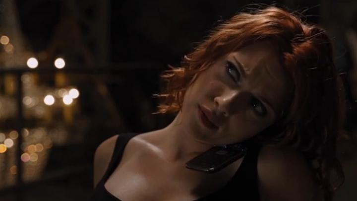 Scarlett Johansson as Natasha Romanoff / Black Widow in Marvel's Avengers