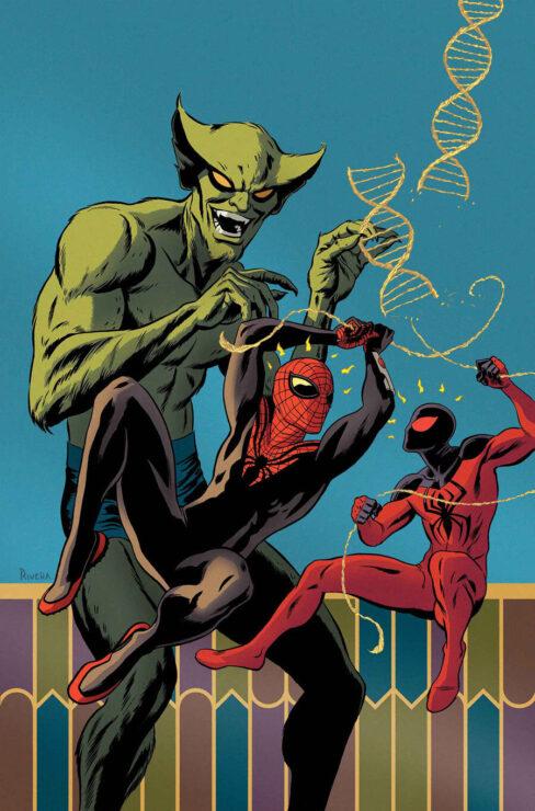 The Jackal, Miles Warren, and Spider-Man