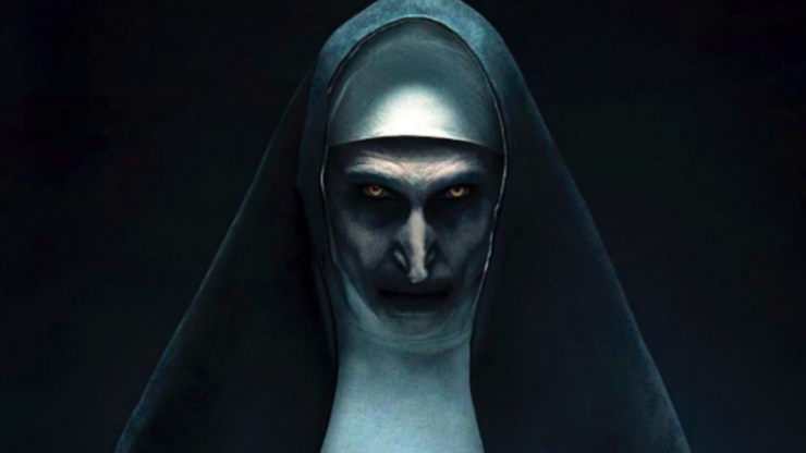 Valak the Nun- The Conjuring Series