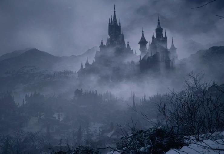 Resident Evil: Village Castle Dimetrescu