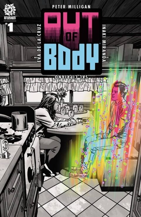 OUT OF BODY #1 (AFTERSHOCK COMICS)
