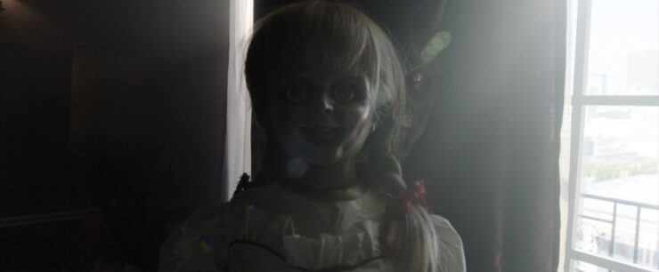 Annabelle Demon Doll- The Conjuring Series