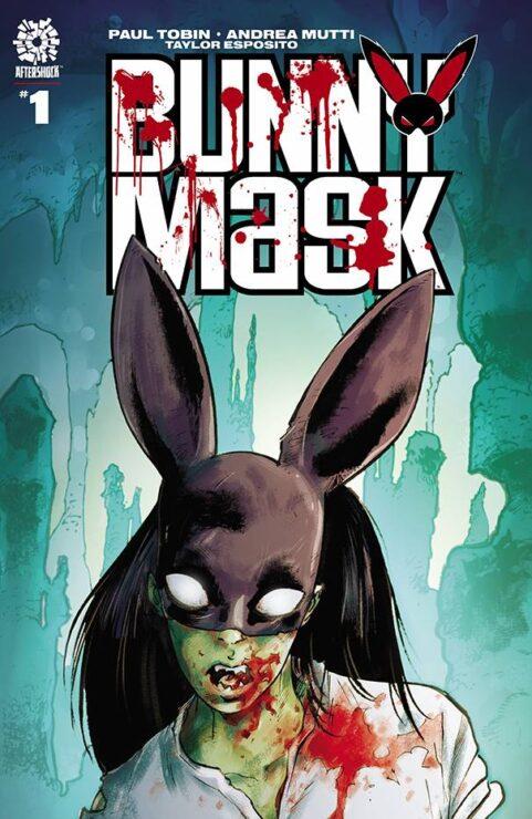 Bunny Mask #1 (Aftershock Comics)
