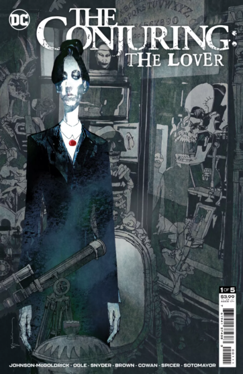 THE CONJURING: THE LOVER #1 (DC COMICS)