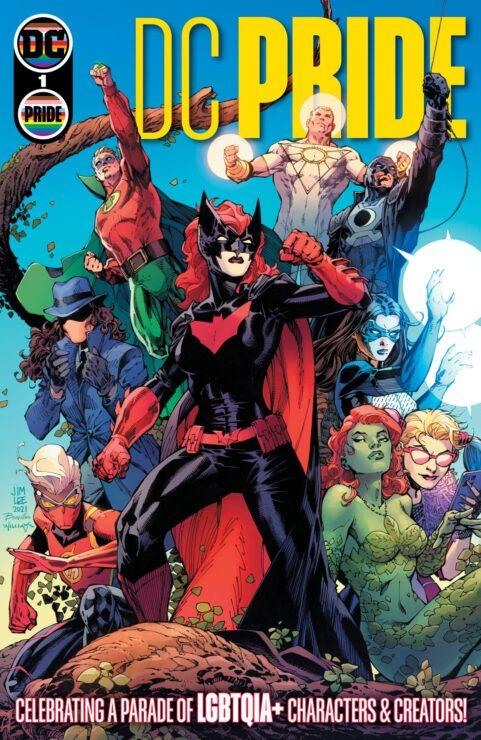 DC Pride #1 (DC Comics)
