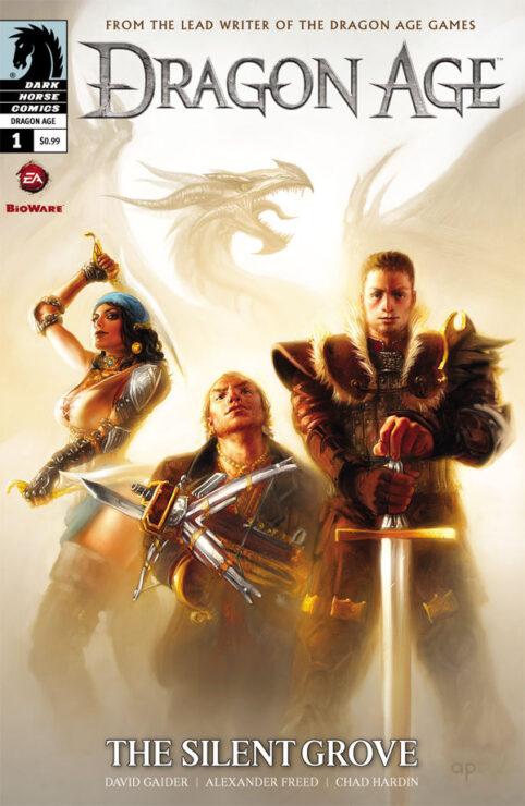 Dragon Age: The Silent Grove (Dark Horse)