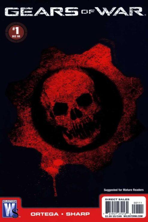 Gears of War #1 (Wildstorm Comics)