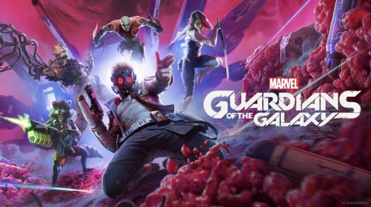 Pop Culture Headlines – Guardians of the Galaxy Video Game