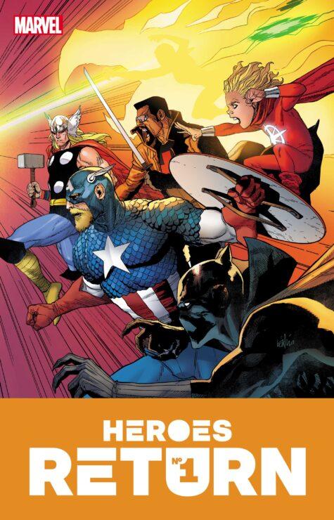 HEROES RETURN #1 (MARVEL COMICS)
