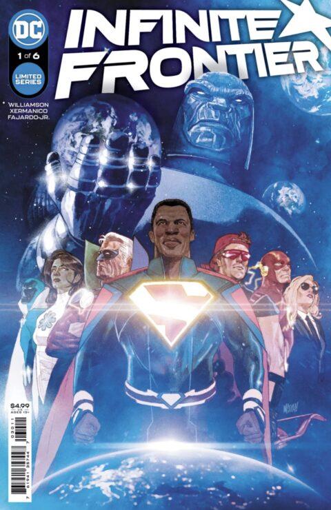 INFINITE FRONTIER #1 (DC COMICS)