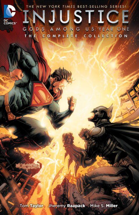 Injustice: Gods Among Us (DC Comics)