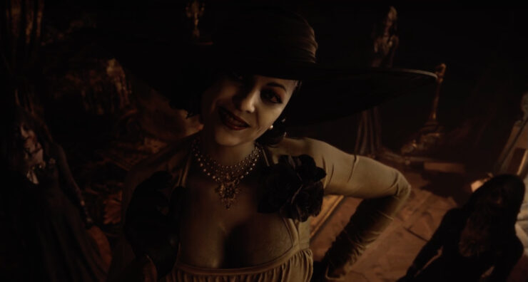 Alcina Dimitrescu, Resident Evil: Village