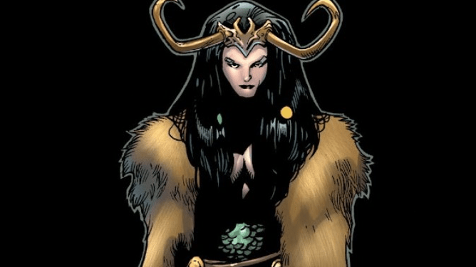 Lady Loki- 2008 Marvel Comics Appearance