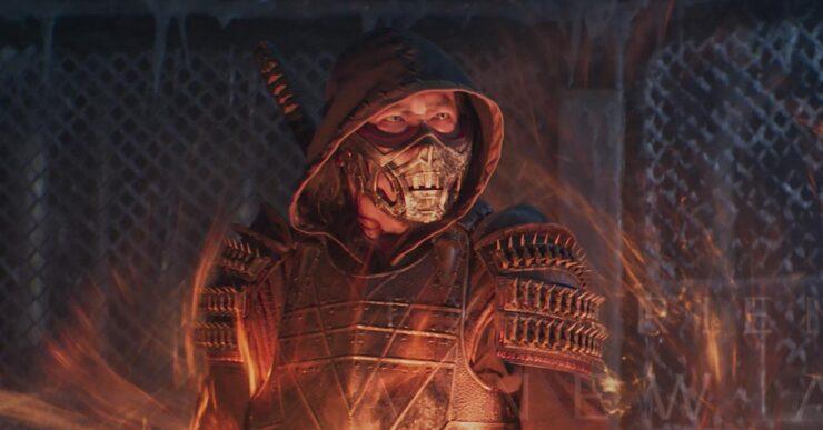 Hiroyuki Sanada in Mortal Kombat
