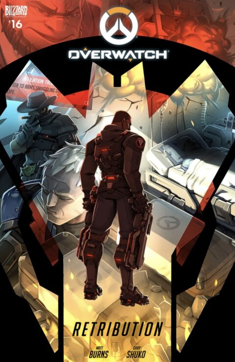 Overwatch Web Comics (Blizzard/Dark Horse)