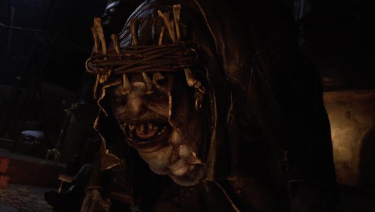 Screenshot of Salvatore Moreau, Resident Evil: Village