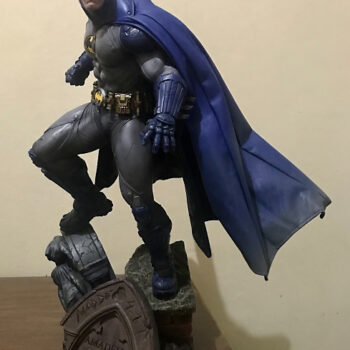 Batman Premium Format Figure standing tall