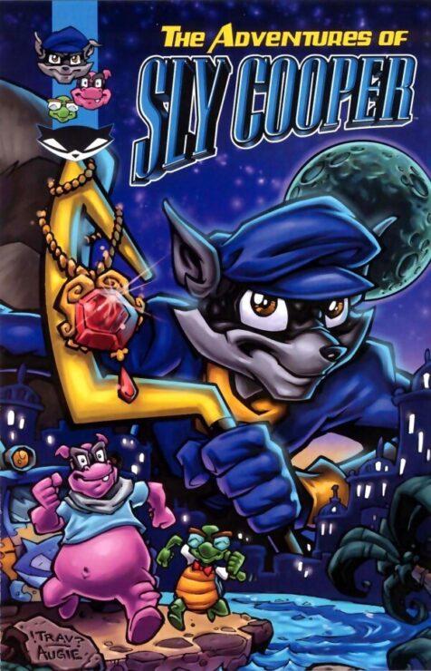 The Adventures of Sly Cooper (DC Comics)