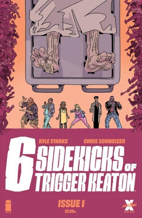 The Six Sidekicks of Trigger Keaton #1 (Image/Skybound)