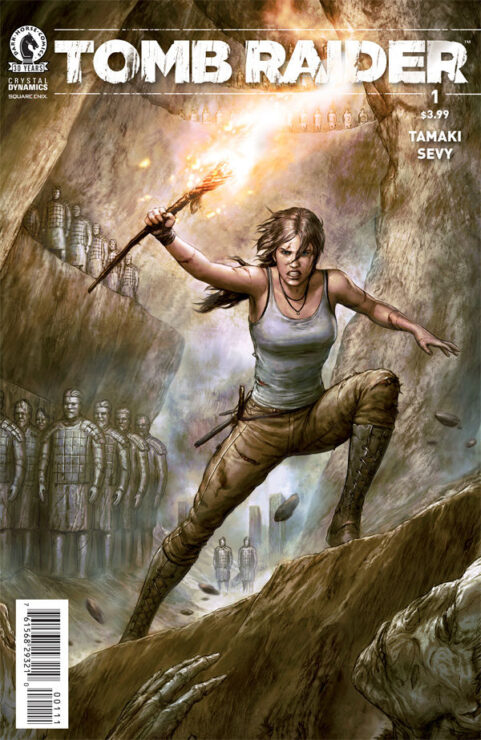 Tomb Raider: Spore (Dark Horse)