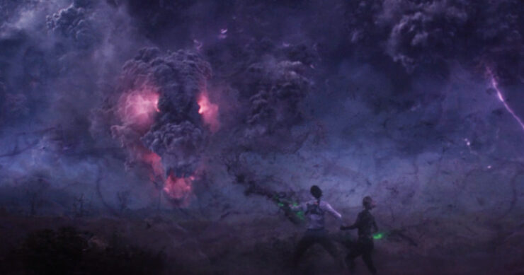 Loki and Sylvie face off against Alioth in Episode 5 of Loki