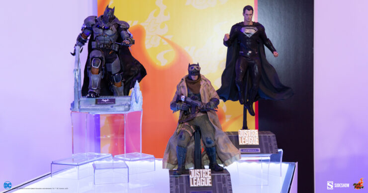 Batman-Superman-DC-Hot-Toys-Sideshow-Sideshowcon-1