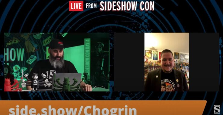 CHOGRIN Live From Sideshow