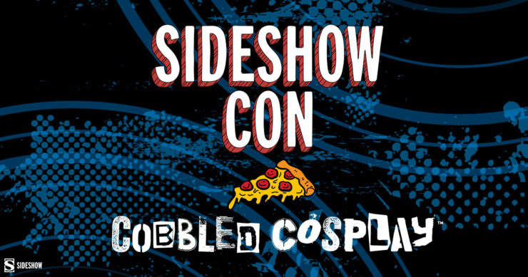 Sideshow Con Cobbled Cosplay