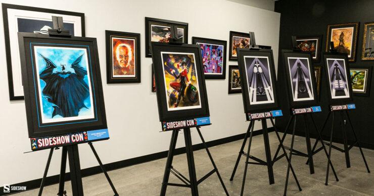 DC Art Prints