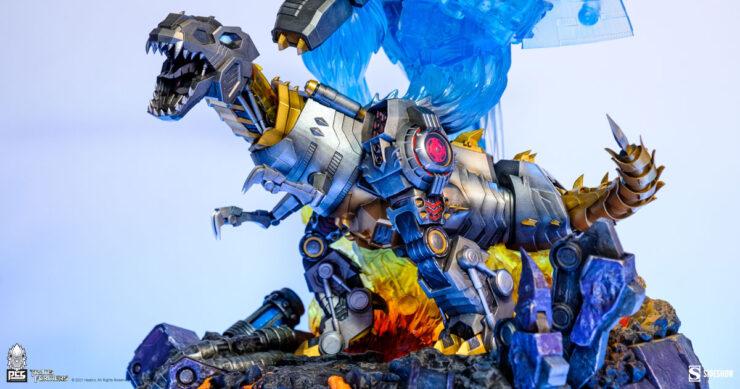 Grimlock-Transformers-PCS-Sideshow-Sideshowcon-1