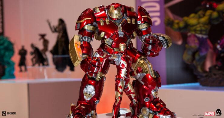Iron-Man-Hulkbuster-Marvel-Threezer-Sideshow-Sideshowcon-1