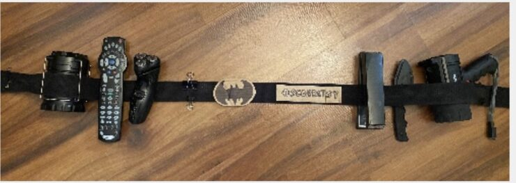 Jeff S. Batman Utility Belt