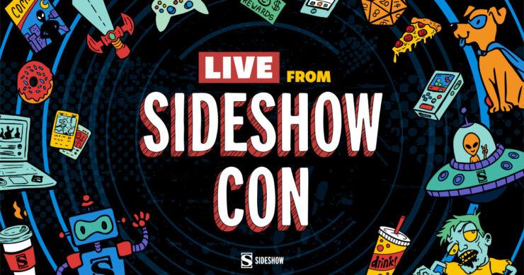 Live - Sideshow Con