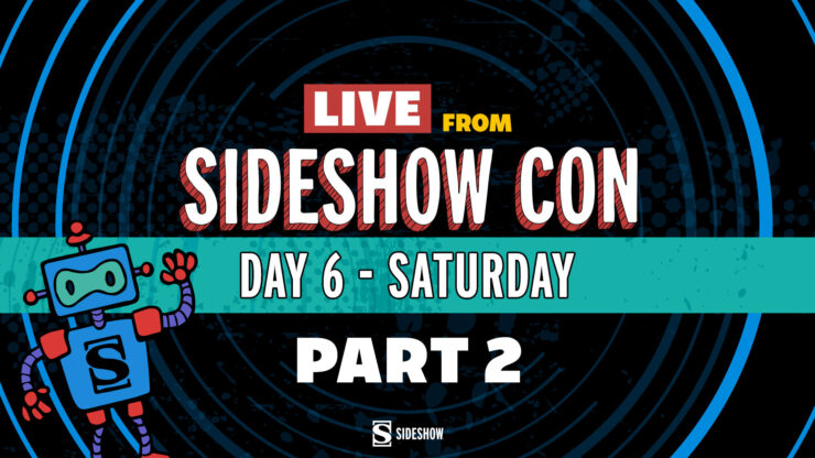 Live From sideshow Day 6 Saturday Part 2