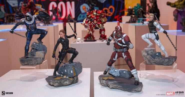 Marvel-Iron-Studios-Sideshow-Sideshowcon-1