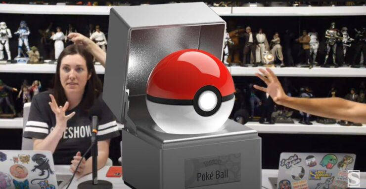 Poke Ball Giveaway - S Con After Party