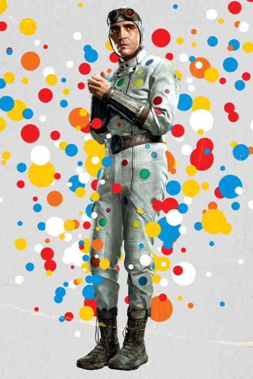 Polka-Dot Man Gets a Tragic Backstory