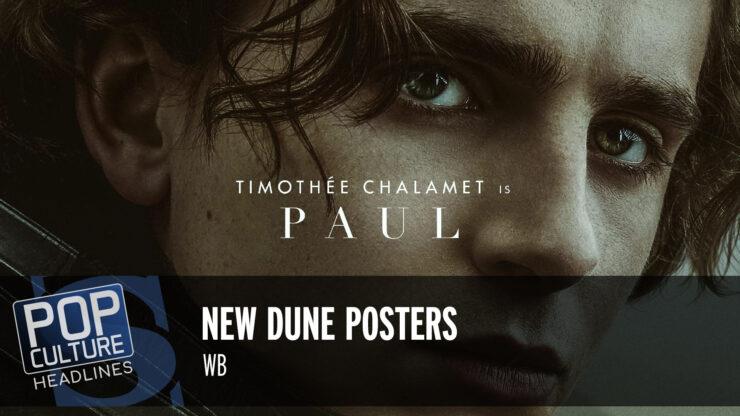 Pop Culture Headlines – Dune Posters