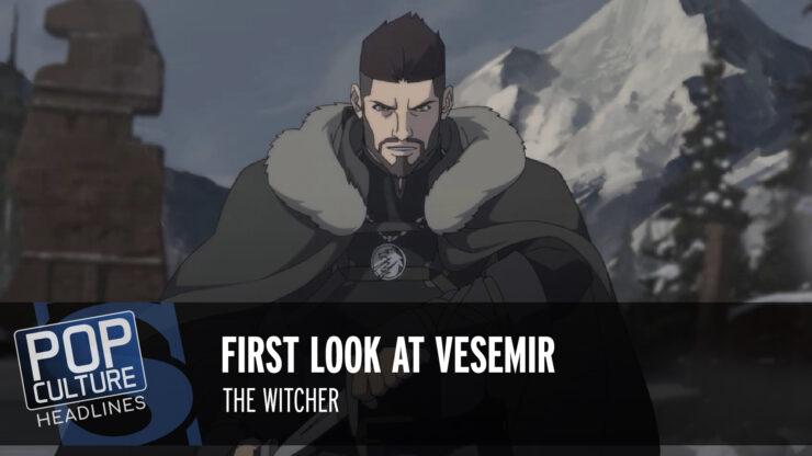 Pop Culture Headlines – The Witcher's Vesemir