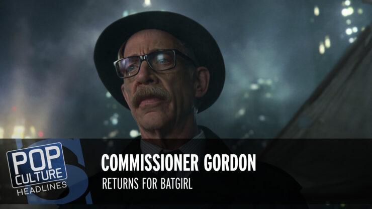 Pop Culture Headlines – James Gordon Returns