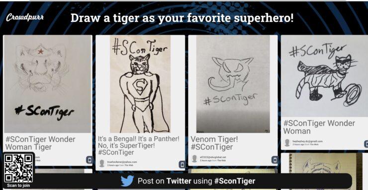 SCon Tiger entries