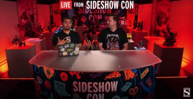 Sideshow Con 2021 CS interview