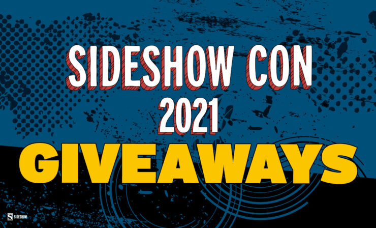 Sideshow Con 2021 Giveaways and Winners