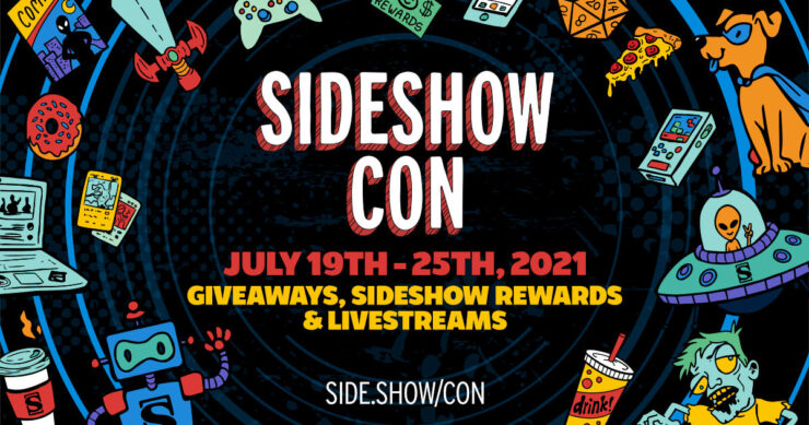 Sideshow Con 2021: Event Overview